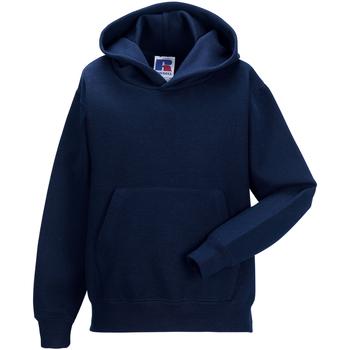 Textil Criança Sweats Jerzees Schoolgear 575B marinha francesa