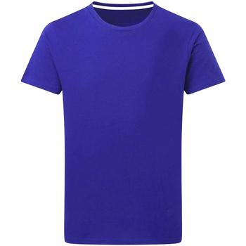 Textil Homem T-Shirt mangas curtas Sg Perfect Royal Blue