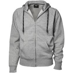 Textil Homem Sweats Tee Jays TJ5435 Heather Grey