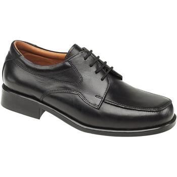 Sapatos Homem Sapatos Amblers Birmingham Preto