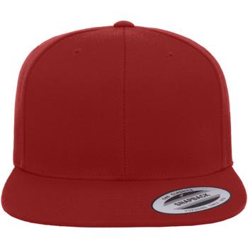 Acessórios Boné Yupoong FF6089M Vermelho