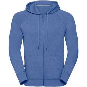 Textil Homem Sweats Russell J284M Marl azul