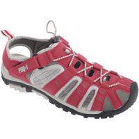 Sapatos Mulher Sandálias desportivas Pdq Toggle Vermelho/Cinza