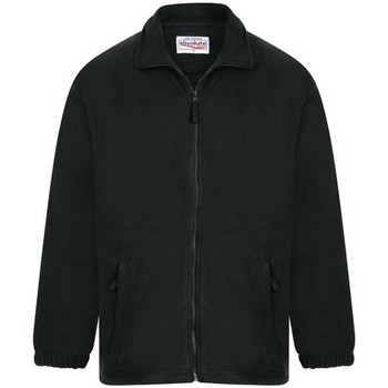 Textil Homem Casaco polar Absolute Apparel  Opala Negra