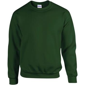 Textil Criança Sweats Gildan 18000B Verde Floresta
