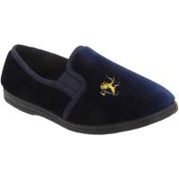Sapatos Rapaz Chinelos Sleepers  Azul-marinho