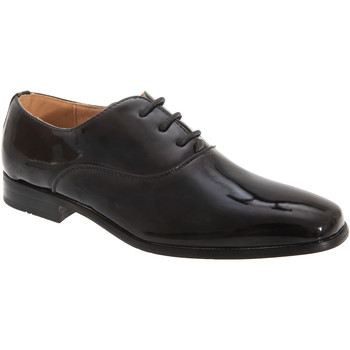 Sapatos Rapaz Richelieu Goor  Patente negra