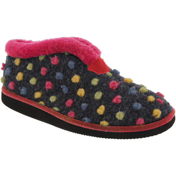 Sapatos Mulher Chinelos Sleepers Tilly Fúcsia/Multi