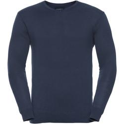 Textil Homem camisolas Russell 710M marinha francesa