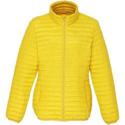 Textil Mulher Quispos 2786 TS18F Amarelo Brilhante