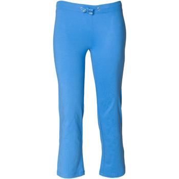 Textil Rapariga Calças de treino Skinni Fit Boot Cut Azul Brilhante