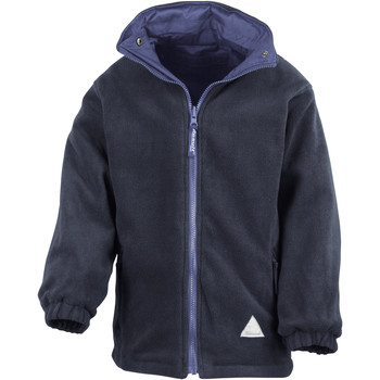 Textil Criança Casaco polar Result R160JY Real/Naviada