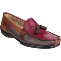 Sapatos Mulher Mocassins Cotswold  Castanha/Tan/Wine