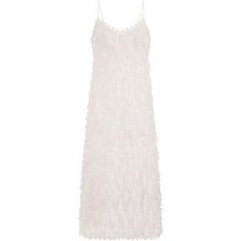 Textil Mulher Vestidos compridos Girls On Film Goulding Branco