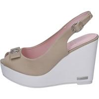 Sapatos Mulher Sandálias Lancetti BP560 Bege