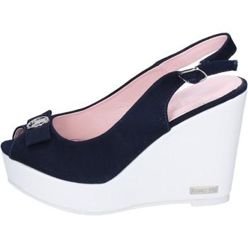 Sapatos Mulher Sandálias Lancetti BP561 Azul