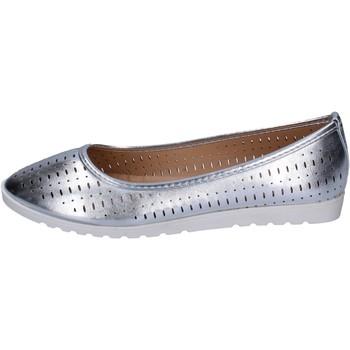 Sapatos Mulher Sabrinas Lancetti BP564 Prata