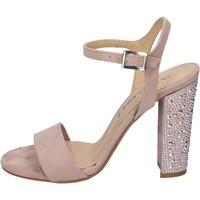 Sapatos Mulher Sandálias Olga Rubini BP570 Cor de rosa