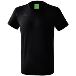 Textil Homem T-Shirt mangas curtas Erima T-Shirt  style noir