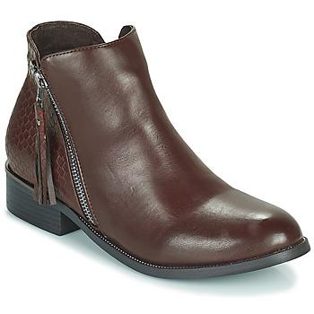 Sapatos Mulher Botas baixas Xti  Preto