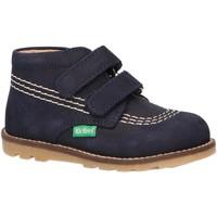 Sapatos Criança Botas baixas Kickers 654243-10 NONOMATIC Azul