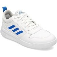 Sapatos Criança Sapatos & Richelieu adidas Originals Tensaur K Branco,Azul