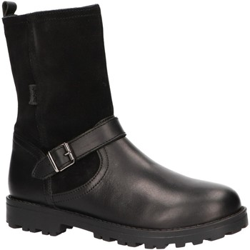 Sapatos Criança Botas Kickers 736111-30 GRAMMI Negro