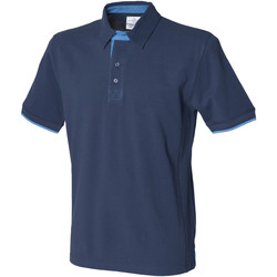 Textil Homem Polos mangas curta Front Row FR200 Marinha/Marinha