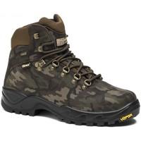 Sapatos Homem Sapatos de caminhada Chiruca Botas  Camo 21 Gore-Tex Verde