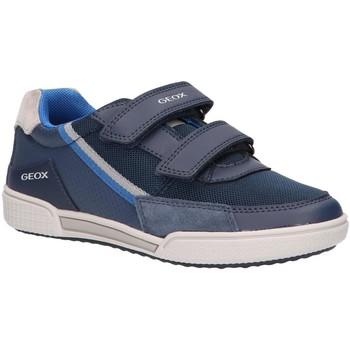 Sapatos Criança Sapatilhas Geox J02BCF 01454 J POSEIDO Azul