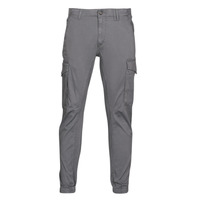 Textil Homem Calça com bolsos Jack & Jones JJIPAUL Cinza