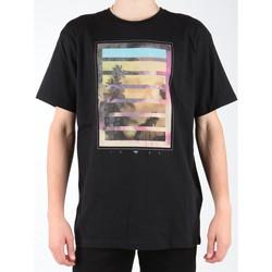 Textil Homem T-Shirt mangas curtas Quiksilver EQYZT00013-KVJ0 black