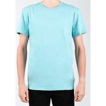 Textil Homem T-Shirt mangas curtas DC Shoes DC SEDYKT03376-BHA0 blue