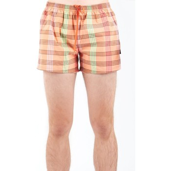 Textil Homem Shorts / Bermudas Zagano 1223-99 orange