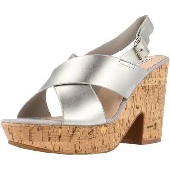 Sapatos Mulher Sandálias Chika 10 BACHATA Silver