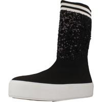 Sapatos Mulher Botas de neve Apepazza 83011 Preto
