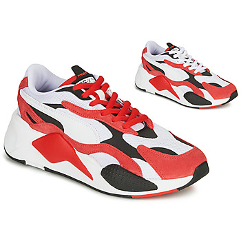 Sapatos Sapatilhas Puma RS-X3 Vermelho / Branco
