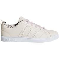 Sapatos Criança Sapatilhas adidas Originals VS Advantage CL K Cor bege