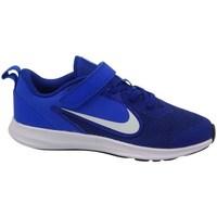 Sapatos Criança Sapatos & Richelieu Nike Downshifter 9 Psv Azul