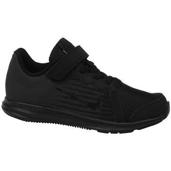 Sapatos Criança Sapatilhas Nike Downshifter 8 PS Preto