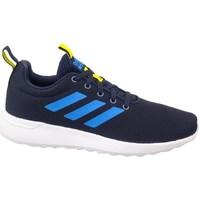 Sapatos Rapaz Sapatilhas adidas Originals Lite Racer Cln K Azul marinho