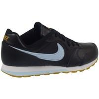 Sapatos Criança Sapatos & Richelieu Nike MD Runner 2 Flt Preto