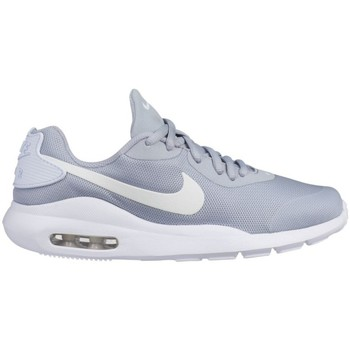 Sapatos Criança Sapatilhas Nike Air Max Oketo GS Branco, Cinzento