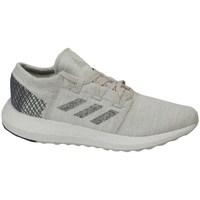 Sapatos Criança Sapatilhas de corrida adidas Originals Pureboost GO J Cinzento