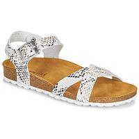 Sapatos Mulher Sandálias André REFLEXE Branco