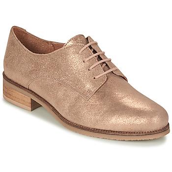 Sapatos Mulher Sapatos André PANCAKE Ouro