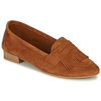 Sapatos Mulher Mocassins André BARCELONA Camel