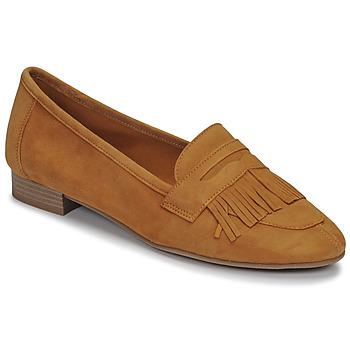Sapatos Mulher Mocassins André BARCELONA Amarelo