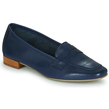Sapatos Mulher Mocassins André NAMOURS Marinho
