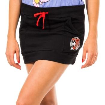 Textil Mulher Saias Disney Falda Mickey tattoo Preto